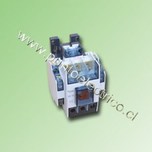 CONTACTOR TRIPOLAR DACO 40 Amp. BOBINA 240VAC 2NA+2NC