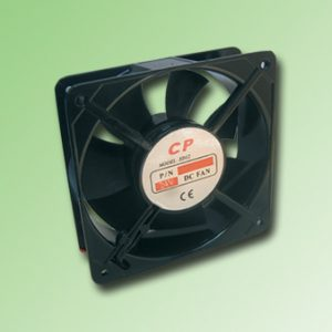 VENTILADOR METALICO 120x120x38mm 24VDC. 203.76m3/H 45,8dB 0.17Amp. 5.0W 2750RPM OFERTA