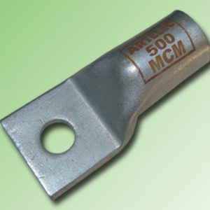 TERMINAL DESNUDO ESTAÑADO 500 MCM PERF. 13,5mm.