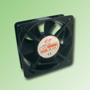 VENTILADOR METALICO 120x120x38mm 48 VDC. 224.14m3/H 0.15Amp. 7W 3200RPM