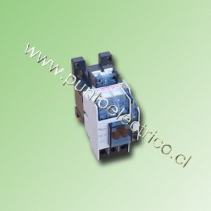 CONTACTOR TRIPOLAR DACO 12 Amp. BOBINA 240VAC 1NA+1NC