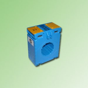 TRANSFORMADOR DE CORRIENTE 100/5 Amp. CLASE 1