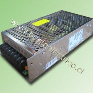 FUENTE DE ALIMENTACION, ENTRADA 120/240VAC SALIDA 48VDC 4,4Amp.