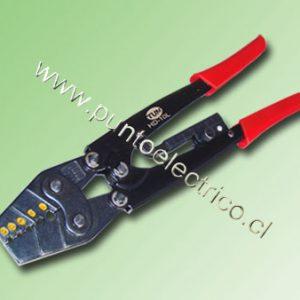 PRENSA TERMINALES DESNUDOS 1,5-2,5-4-6-10mm2