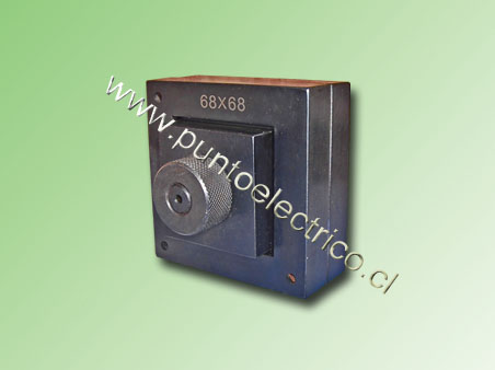 KIT DE PUNZON CUADRADO 68x68mm PARA PE130517