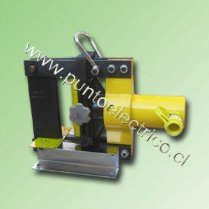 DOBLADORA DE BARRA HORIZONTAL 10x150mm MAX. CB150D