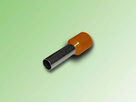 FERRULE AISLADO 4,0mm COLOR NARANJA