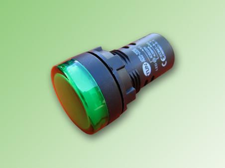 MULTILED VERDE 22mm 110 VAC/DC
